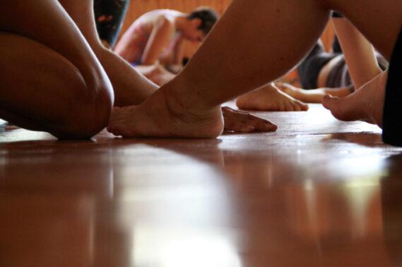 A SOLAS CONTIGO - TIERRA - Danza para encontrar TU INCLUSIVIDAD
