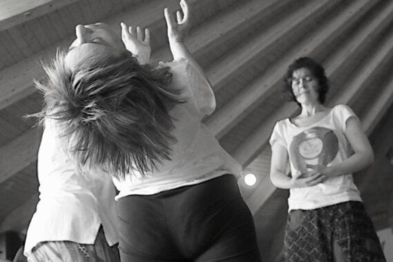 A SOLAS CONTIGO - AGUA - Danza para encontrar TU SERENIDAD
